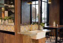 Melbourne Cafés