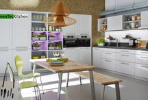 GreenTec Kitchen / The world premiere signals conservation and responsibility towards future generations: GreenTec Kitchen preserves our forests and combines with energy-saving appliances.