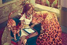 ilustración prehispanica