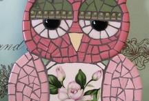 Mosaiek Werk