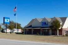 Our Texas Sites / Compass Self Storage in Cedar Hill, Fate, & Grand Prairie- Texas.