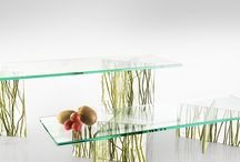 Mineral & Organic Collection- Buffet Display Risers