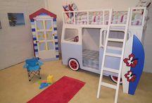 Milos bedroom