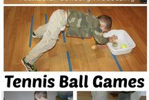 Активные Игры с детьми