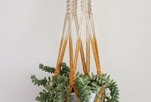 I would like to learn Macrame and weaving.