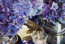 Lavender Mauves and Purple