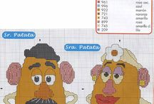 Cross-stitch Pop Culture / Pop Culture Themes.  I have more boards. / by Kristen Staub