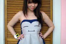 Dress / Vestidos que podría hacer, inspiraciones, texturas y todos lo demas