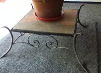 Wrought Iron Home Furnishings