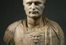 Roman busks and sculptors