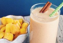 Best Smoothie Recipes / by Alena Miller Winters