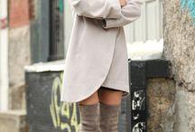 Jackets, coats, ponchos