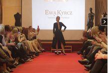 ModElina / Me as a model on fashion show