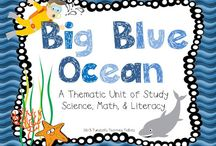 Ocean Thematic Unit - Math / by Lauren Farfan
