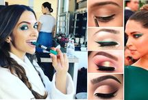 Eye Make Up Trends for Indian Brides / We are collaborating with some Fun New Makeup Artists to predict the new Makeup Trends. These Makeup Artist will pin with us to help you pick the right Look for your D day!! #IndianBrides #EyeMakeup #BridalLook
