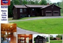 SOLD | 1 Oakfield Road Smyrna Maine 04780 / Gorgeous 2 Bath Log Home, A Katahdin Forest Cedar House Is Pretty Special. Take The Open House On Demand Tour NOW! Clean, Huge Landscaped Lot Is On A Corner. Could Be An Ideal Home / Business Combination Property Listing. Asking $149,500 info@mooersrealty.com 207.532.6573
