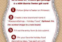 #SeasonsEating - Holiday Food / by Susan Thompson