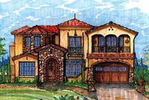 Houseplans / by Cheyenne Neal