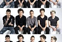 One Direction-Boy Band / A Board for Jennifer -The Worlds biggest One Direction Fan. / by B98fm Radio