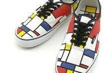 Mondrian Shoes
