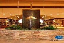 Water Features in Retail