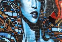 Street Art & Outdoor art