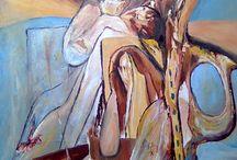 Ayatullah Ahmadi (1985-) / Art from Afghanistan.