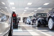 Automotive / Verlichting voor Automotive - Perfecte witbalans voor een sprankelende beleving in uw showroom