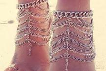 MyLuxGem Anklets