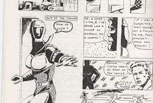 Paragons Of Virtue Comic Strip