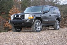 It's a Jeep thang / by Caswell Irvin