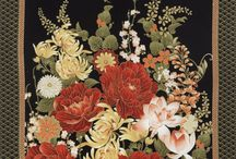 Imperial Garden by Timeless Treasures / Designed by Chong-A Hwang for Timeless Treasures Fabrics