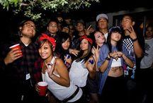 party idea: gangsta theme / by Kiersten Mitchell