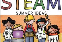 STEAM / Art and STEM Experiences for children / by Get Caught Engineering