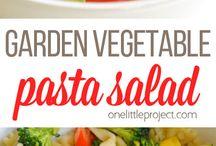 } Salad Recipes {