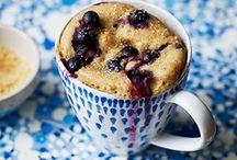 Mug cakes / by Brittany Morgan