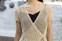 Crochet / Fajna bluzka