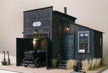 Blaslow Ranch, Otterine miniature.