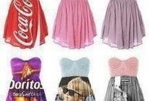 The  famous fashion
