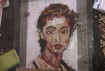 Michelle @ Big Tree Mosaics / My latest creations