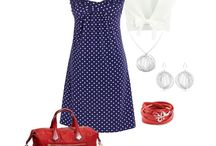 Outfit - Dress / by Glo