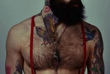 Sexy & Beardy & Tattooed &.........