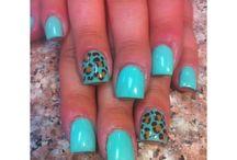 Nails  / by Cassandra Mcnutt