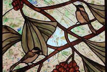 Stained glass / by Mona Cayce