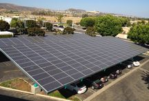 Solar Powered Plants / These companies have embraced the potential solar power has and have taken action to ensure that at least part of their facility is powered by the sun's energy. / by Sustainable Plant