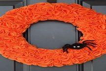 Halloween Wreaths Ideas