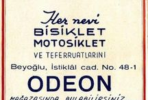 Eski Reklam ve İlan v.s. Hepsi çok güzel / Eski Reklam ve İlan, hepsi çok güzel