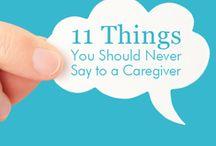 Caregivers Corner