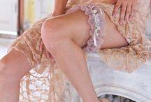 Natalie Briggs Luxury Wedding Garters / You can find me tweeting with #nbgarters