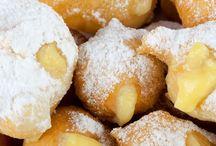 Italian desserts / Italian desserts